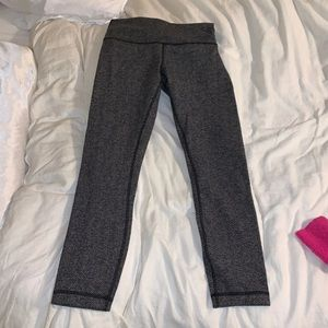 New lululemon herringbone Leggings